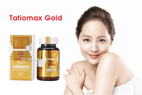 Thuốc trắng da Tatiomax Gold