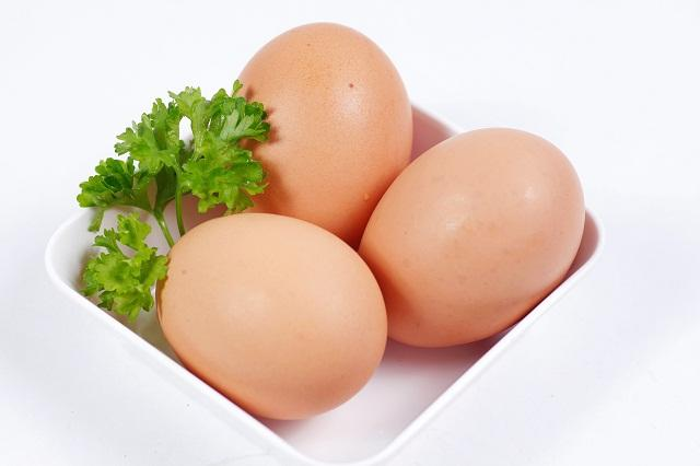 trứng gà giúp giảm cân nhanh chóng