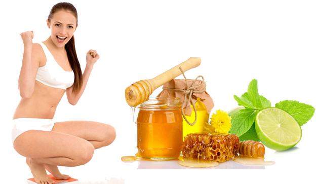 giảm cân nhanh bằng cách mật ong mỗi ngày