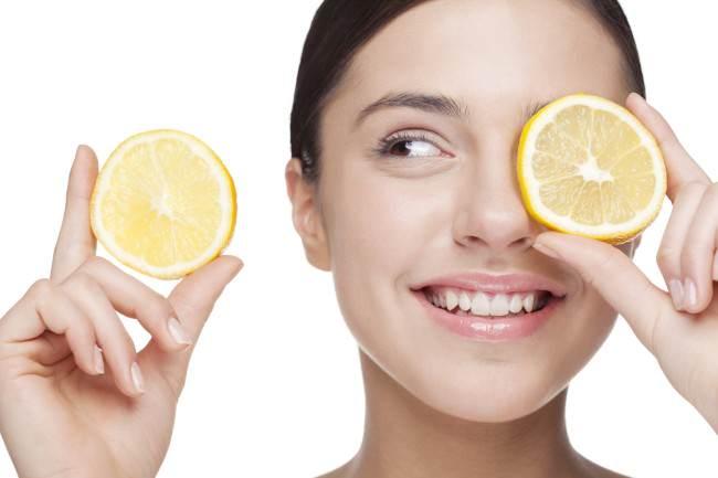 thục phẩm làm trắng da giàu vitamin c