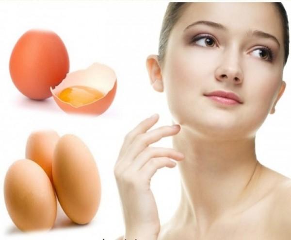 mặt nạ bổ sung collagen từ trứng